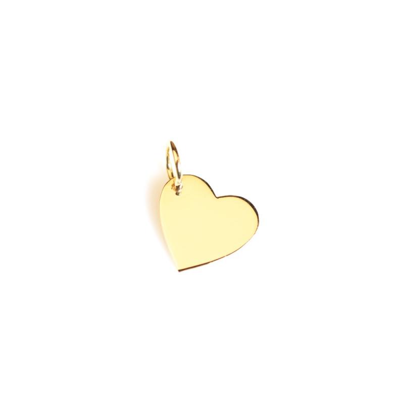 Bijou femme pendentif  petit coeur